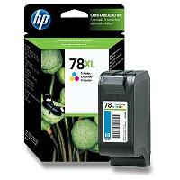 Cartridge HP C6578A - color č. 78 XL (barevná) pro inkoustové tiskárny