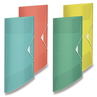 Obrázek produktu Spisové desky Esselte Colour'Ice - A4, výběr barev