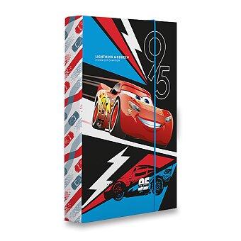 Obrázek produktu Box na sešity Cars - A5