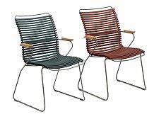 Židle Houe Click s vysokými zády