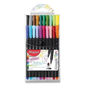 Obrázek produktu Liner Maped Graph'Peps - sada 20 barev