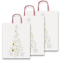 Vánoční dárková taška Stelle in festa