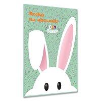 Desky na abecedu Oxy Bunny