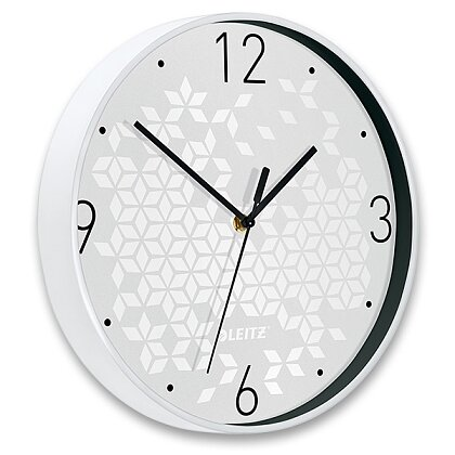Product image Leitz WOW - wall clock - white