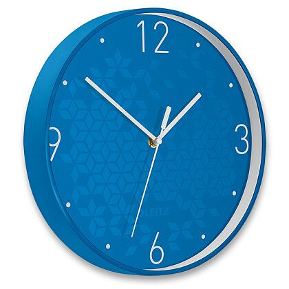 Product image Leitz WOW - wall clock - blue