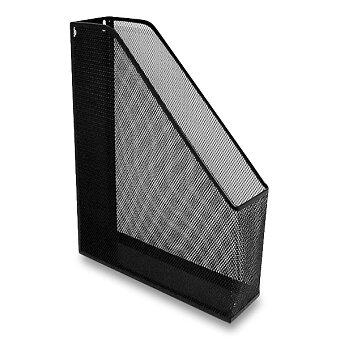 Obrázek produktu Otevřený archivační box drátěný - pro formát A4, černý