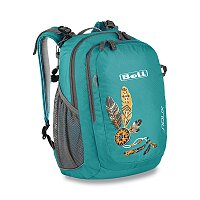 Batoh Boll Sioux 15 l turquoise