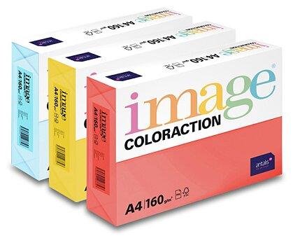 Obrázek produktu Barevný papír Image Coloraction - 160 g, 250 listů, výběr barev