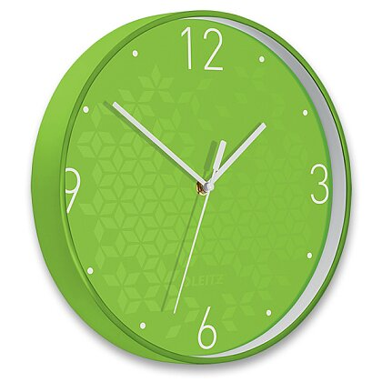 Product image Leitz WOW - wall clock - green