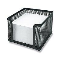 Drátěný zásobník na poznámkové lístky Techo Metall Box