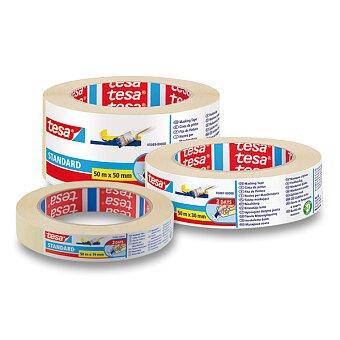 Obrázek produktu Samolepicí páska Tesa Maskovací páska - výběr rozměru