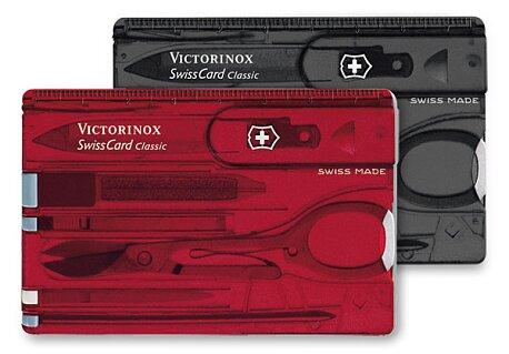 Obrázek produktu Victorinox Swisscard - multifunkční sada, výběr barev
