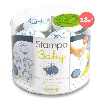 Obrázek produktu Razítka Aladine Stampo Baby - Kamarádi z moře