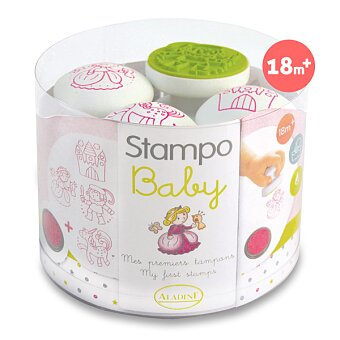 Obrázek produktu Razítka Aladine Stampo Baby - Princezny