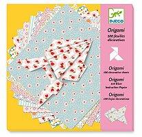 Origami Djeco - ozdobné papíry