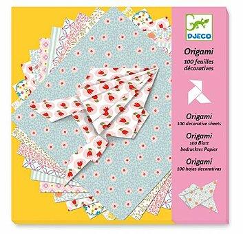 Obrázek produktu Origami Djeco - ozdobné papíry
