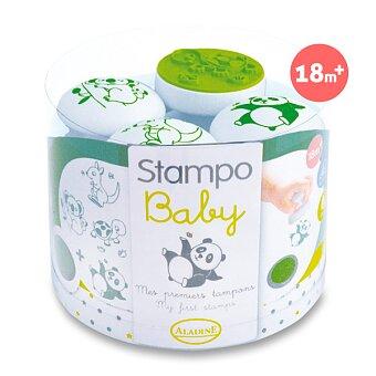 Obrázek produktu Razítka Aladine Stampo Baby - Zvířátka z daleka