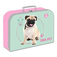 Kufřík Karton P+P Isha My Love Pet