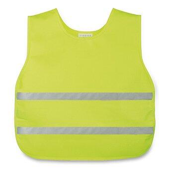 Obrázek produktu Skibi - dětská reflexní vesta, výběr barev
