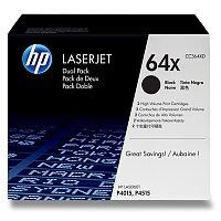 Toner HP CC364XD dual pack pro laserové tiskárny