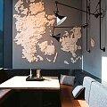 Nástěnná lampa DCW N°214 - Restaurace Palaeo, Kodaň