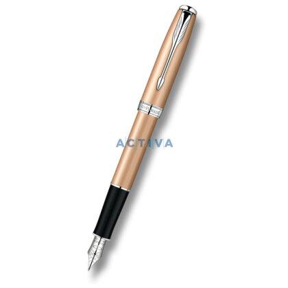 Obrázek produktu Parker Sonnet Pink Gold - fountain pen