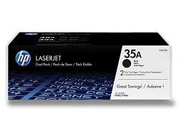 Toner HP CB435AD dual pack pro laserové tiskárny