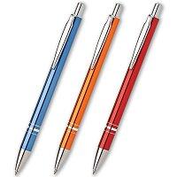 Renza - kovová kuličková tužka, výběr barev