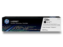 Toner HP CE310AD dual pack pro laserové tiskárny