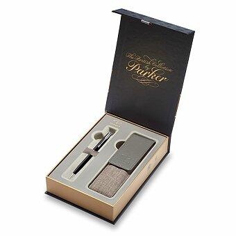 Obrázek produktu Parker Sonnet Black CT - kuličková tužka, dárková kazeta s pouzdrem