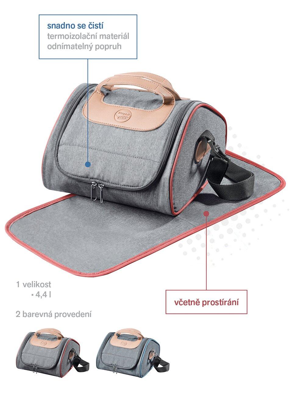 Výhody tašek Maped Picnik Concept Adults