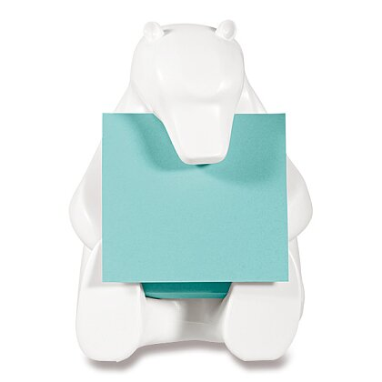 Obrázok produktu 3M Post-it Medveď- zásobník na Z-bločky