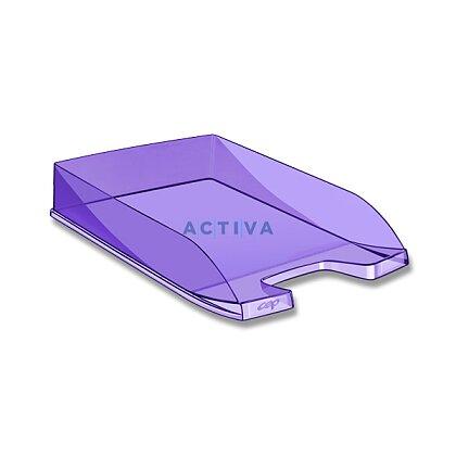 Obrázek produktu CEP First - kancelářský odkladač - transparentní, fialový