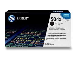 Toner HP CE255X č. 55X pro laserové tiskárny