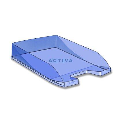 Obrázek produktu CEP First - kancelářský odkladač - transparentní, modrý