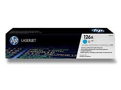 Toner HP CE311A č. 126A pro laserové tiskárny