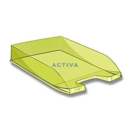 Obrázek produktu CEP First - kancelářský odkladač - transparentní, zelený