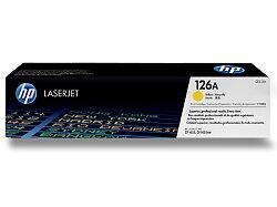 Toner HP CE312A č. 126A pro laserové tiskárny