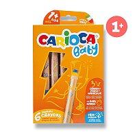 Pastelky Carioca Baby Crayon 3 in 1