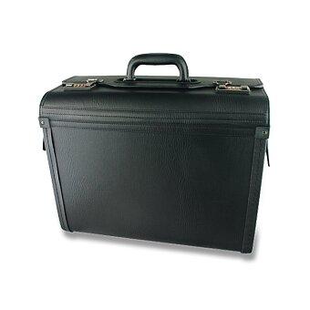 Obrázek produktu Pilotní kufr s číselným kódem - 445 x 370 x 240 mm, černý