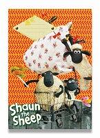 Školní sešit Ovečka Shaun