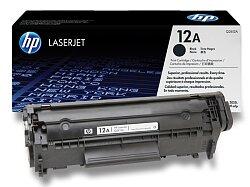 Toner HP Q2612A - black (černý) č. 12A pro laserové tiskárny