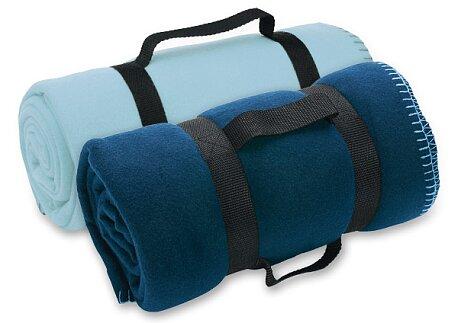 Obrázek produktu Fit - cestovní deka s popruhem, výběr barev