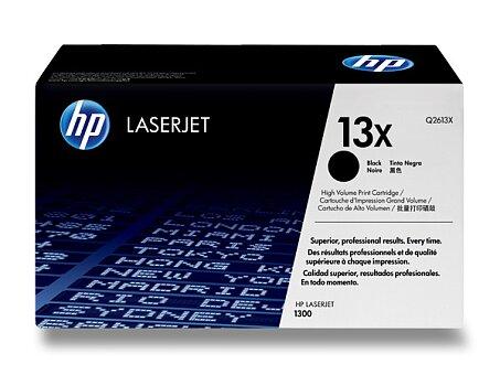 Obrázek produktu Toner HP Q2613X - black (černý) č. 13X pro laserové tiskárny