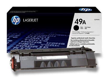 Obrázek produktu Toner HP Q5949A č. 49A pro laserové tiskárny - black (černý)