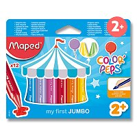 Voskovky Maped Color'Peps Wax Jumbo