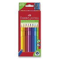 Pastelky Faber-Castell 116510 Junior Triangular