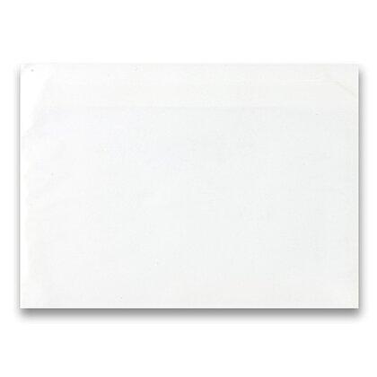 Obrázek produktu Expediční samolepicí obálka - 320 × 230 mm, C4, transparentní, 50 ks