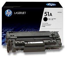 Toner HP Q7551A č. 51A pro laserové tiskárny