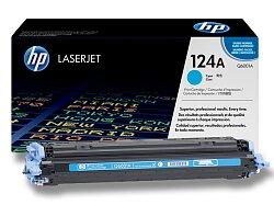 Toner HP Q6001A č.124A pro laserové tiskárny